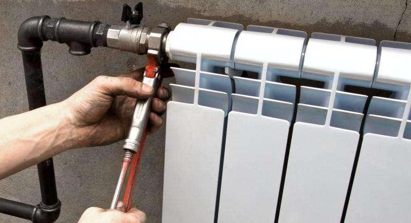Установка радиаторов отопления своими руками как провести монтаж радиаторов