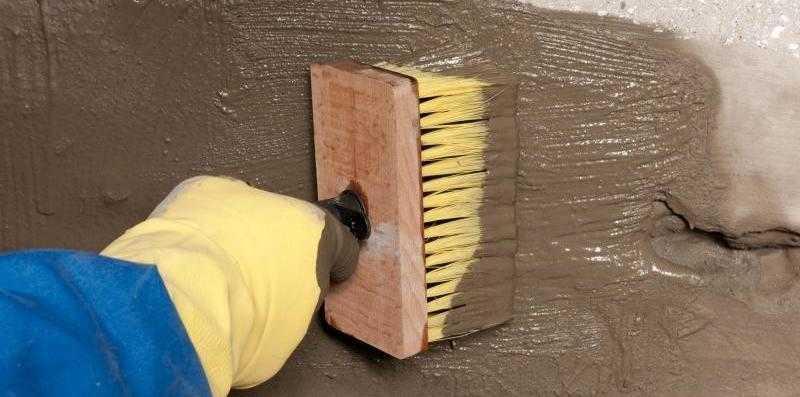 Герметизация бетона изнутри бетон корпорация