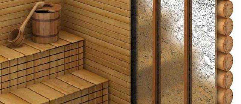 Какая пароизоляция лучше для потолка бани