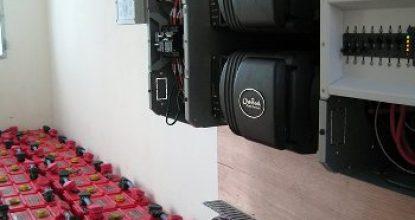 Комплексная система резервного электроснабжения загородного дома различными методами