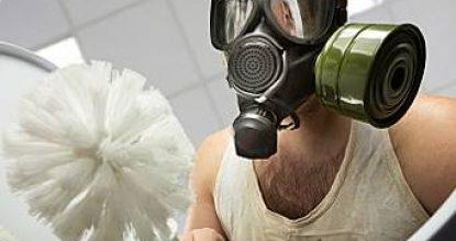 Неприятный запах в ванной из канализации и что делать в такой ситуации
