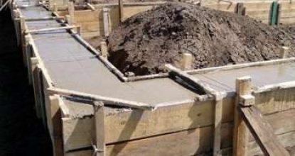 Важный выбор: какой бетон использовать для ленточного фундамента частного дома?