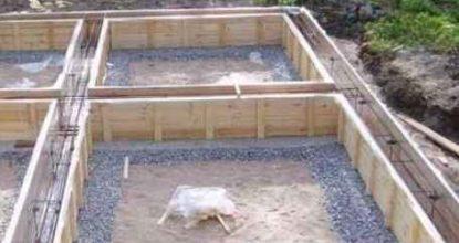 Лента или сваи – какой фундамент выбрать для постройки?