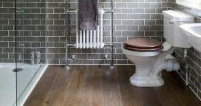 Установка батареи в ванной: выбор компонентов и принципы монтажа
