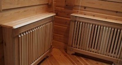 Как и чем закрыть радиаторы отопления в квартире или частном доме