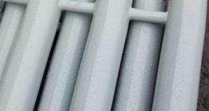 Самодельные батареи отопления из металлических труб: основные этапы изготовления