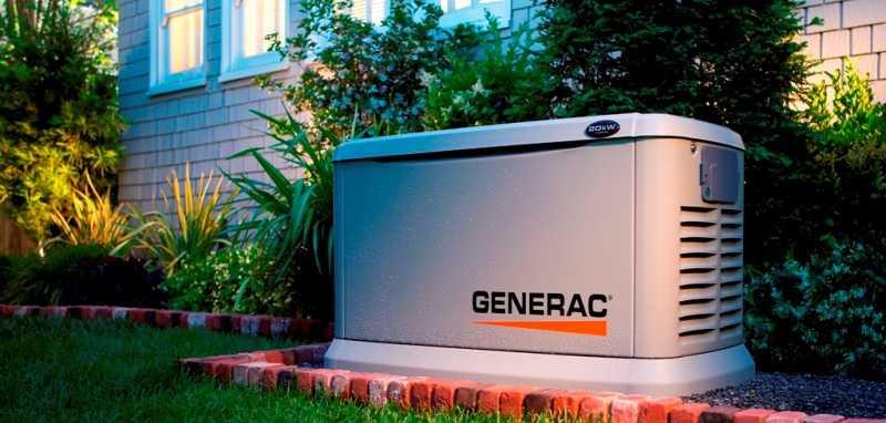 как подключить генератор к домашней сети