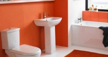 Интерьер: как покрасить стены в ванной своими руками и примеры дизайна