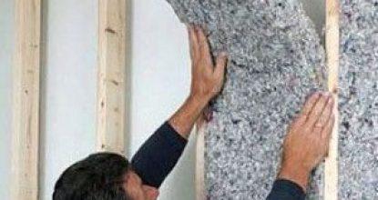 Эффективная звукоизоляция стены в квартире и отзывы экспертов о материалах