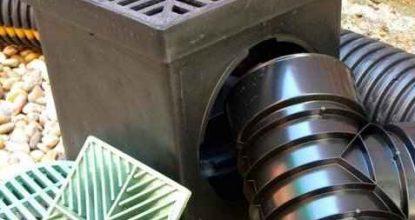 Что такое система дренажа и ливневой канализации на участке: необходимое оснащение